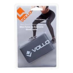 Faixa de Exercício Nível Forte (0,60mm) - Cinza Escuro Vollo Sports comprar usado  Curitiba