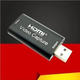 4k Mini 1080p Hdmi Para Usb 2.0 Placa De Captura De Vídeo