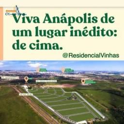 Terreno à venda, 360 m² por a partir de R$165.000 - Condomínio Residencial Vinhas - Anápol
