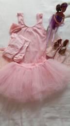 Traje completo Ballet