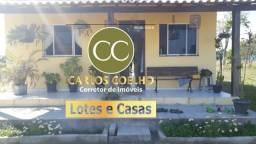 EMR 244 Casa no Condomínio Gravatá I em Unamar - Tamoios - Cabo Frio/RJ