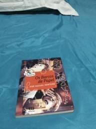 Livro paradidático novo com preço excelente