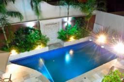 Sobrado com piscina e 3 suítes Condomínio Ipês em Limeira, Sp