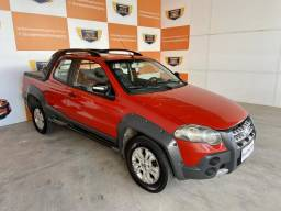 Fiat Strada Adventure Cabine Dupla Locker 1.8 - 2011