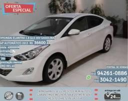Hyundai elantra 1.8 gls 16v gasolina 4p aut 2013 R$36698 49000km comprar usado  Osasco