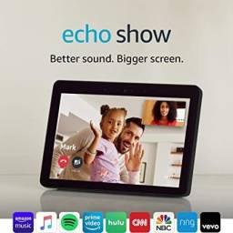 "Echo Show 5 - com tela de 5,5"" e Alexa - Entrega Imediata - Produto Novo"