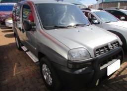 Fiat doblo, adventure, 1.8, cor:prateado - 9998