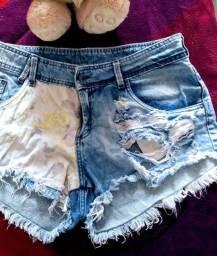 Shorts Tam 42 e G