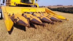 Plataforma de milho bm5 new holand