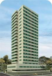 JF Apartamento com 03 Quartos, sendo 1 suíte | Nascente com Vista Mar em Olinda