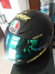 Capacete AGV Project 46 Valentino Rossi