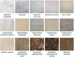 Marmores e Granitos