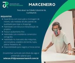 VAGA de Marceneiro