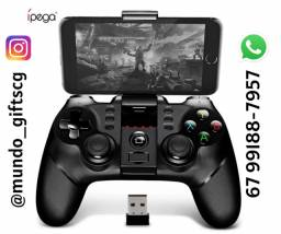 Controle Ipega  Celular Pc Tablet Android Ps3 Bluetooth