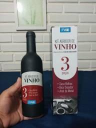 Kit Abridor de Vinho