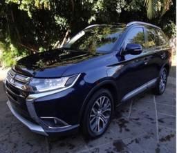 Mitsubishi outlander 2.0 16v gasolina 4p automático 2017