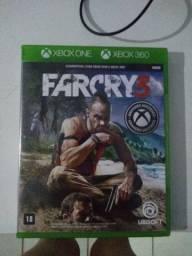 Far cry 3 Xbox one e Xbox 360