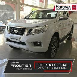 Nissan Frontier XE 2.3 4x4 Diesel automático 2020/2021 0km