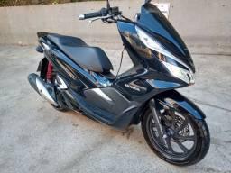 Honda PCX 150 apenas 1.500 km rodados