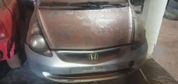 Honda fit sucata 2005