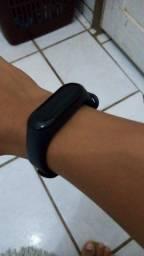 Relógio digital mi Band M3 completo