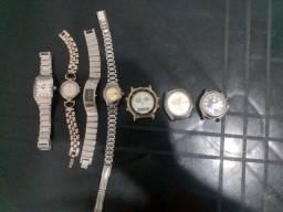 Vendo relógios originais