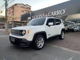 jeep renegade longitude 1.8 4X2 2016 unico dono