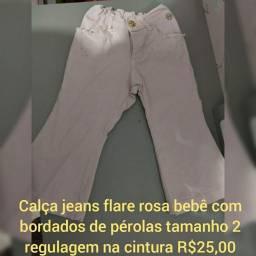 Título do anúncio: Roupas e calçado criança menina