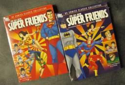 Título do anúncio: Dvd Super Amigos - 2ª Temporada Completo