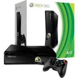 Título do anúncio: Xbox 360 completo RGH última versão