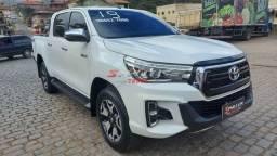 Hilux SRX - 2019 - 58 mil km - Único dono