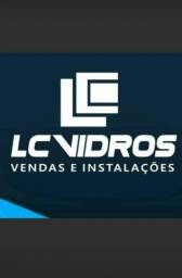 Título do anúncio: Vidraçaria LC Vidros