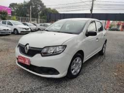 Título do anúncio: Renault SANDERO AUTHENTIC 1.0 12V
