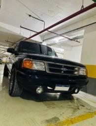 Título do anúncio: Vendo Ford Ranger STX 94 4.0 V6 162 CV Painel Quadrado Gasolina, sem Gás.