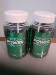 Título do anúncio: Phyto Power Caps 120 Cápsulas 600mg