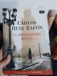 Título do anúncio: Livro O Prisioneiro do Céu - Ruiz Zafón