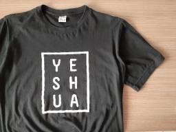 Camiseta Yeshua Unissex Tam P/PP