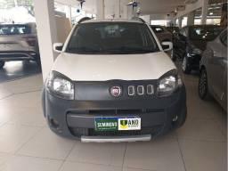 Título do anúncio: Fiat UNO 1.4 EVO WAY 8V FLEX 4P MANUAL