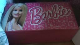 Título do anúncio: Baú Barbie