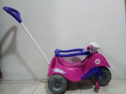 Moto triciclo bebê
