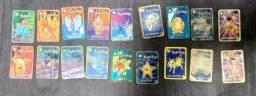 Cards Pokémon Elma Chips 18/50 peças