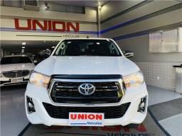 Título do anúncio: Toyota Hilux 2020 2.7 srv 4x4 cd 16v flex 4p automático
