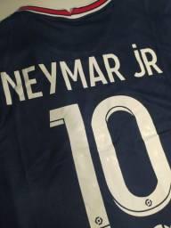 Título do anúncio: Camisa PSG 21/22 - Neymar Jr - Pronta Entrega!!!