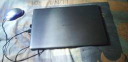 Notebook Positivo mas Mouse e adaptador Bluetooth 750
