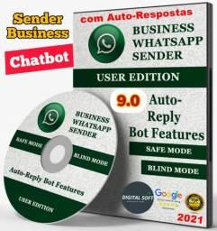 Bulk WhatsApp Sender Business Empresas 2021