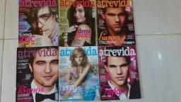 Revistas Atrevida antigas