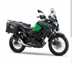 Título do anúncio: Kawasaki Versys x 300 Tourer- Lançamento 2022***