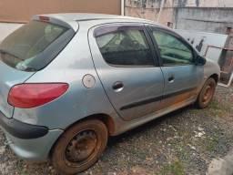 Peças Peugeot 206