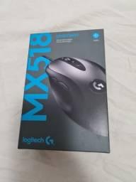 Título do anúncio: Mouse Logitech MX518 novo com NF e garantia