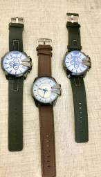Relógios variados